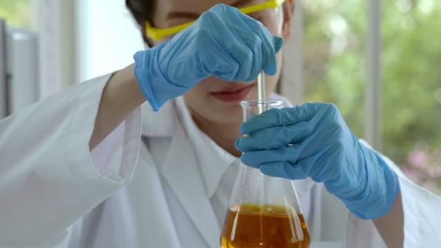 Alternative Energy Lab Development  : Global Lab biofuel stock videos & royalty-free footage