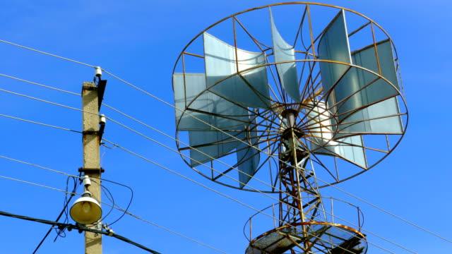 alternative power source - wind generator