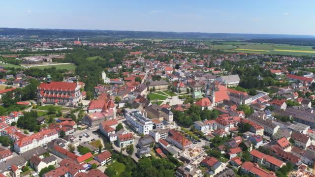 Altötting Pilgrimage Town In Upper Bavaria video