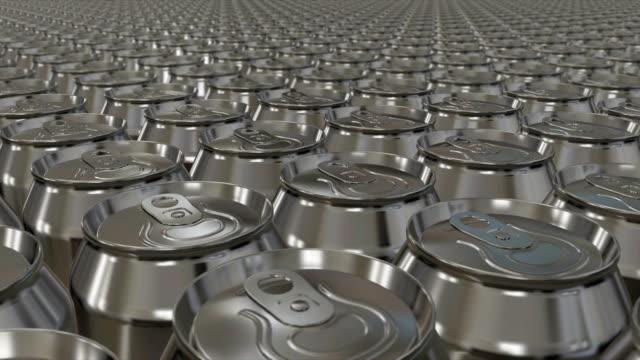 aluminum cans video
