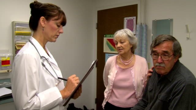 Alzheimer's Patient Senior Man Can't Remember video