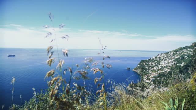 Amalfi coast and Sorrento peninsula video