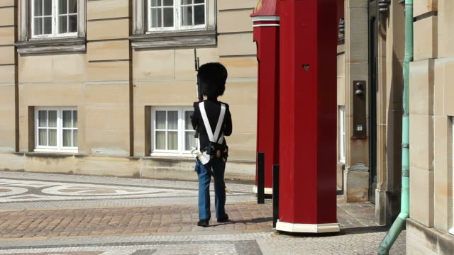 Amalienborg Palace video