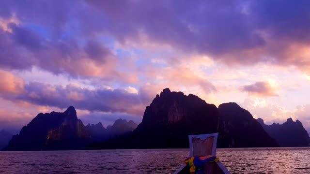 stockvideo's en b-roll-footage met amazing stone mountain belde en zee - grace bay