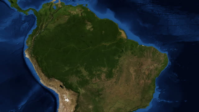 amazon river from space - brazil music bildbanksvideor och videomaterial från bakom kulisserna