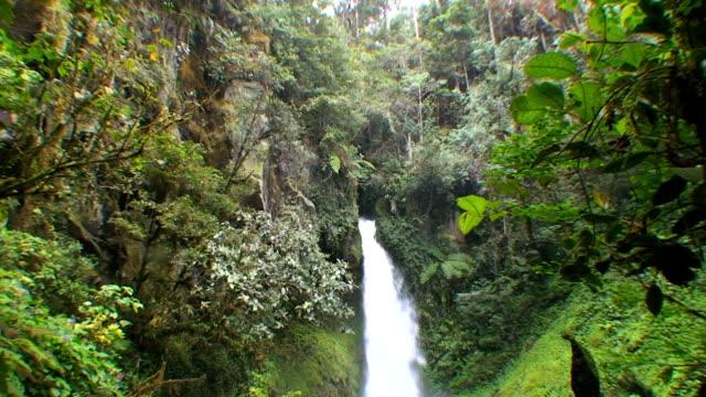 Ambua waterfalls video