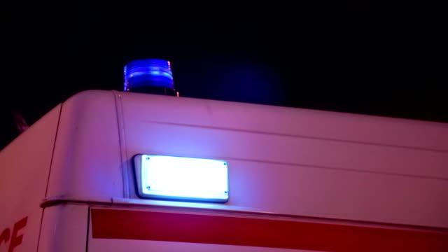 Ambulancia coche  - vídeo