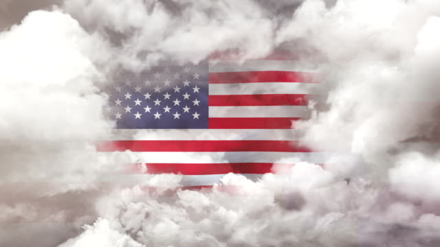 American Flag - 4K Resolution