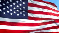 istock American Flag - Slow Motion - 4K Resolution 1132071808