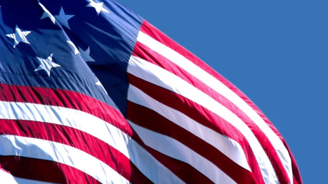 american flag - american flag stock videos & royalty-free footage