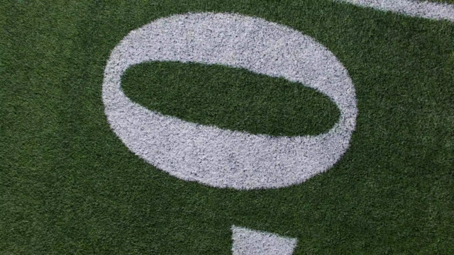 American Football Field video
