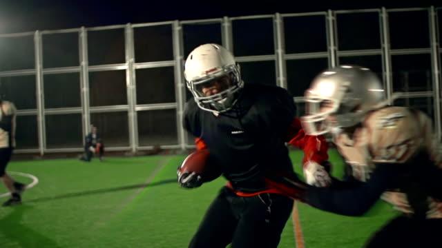 アメリカンアメリカンフットボール ビデオ