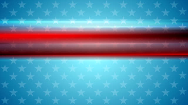 American Independence Day video animation video
