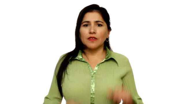 American Sign Language--Can You Understand What I'm Saying?