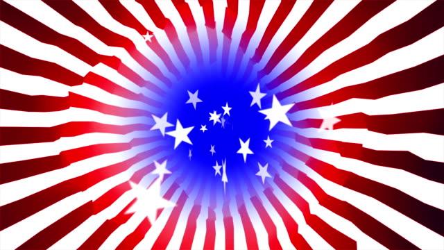 American Star  Flag video