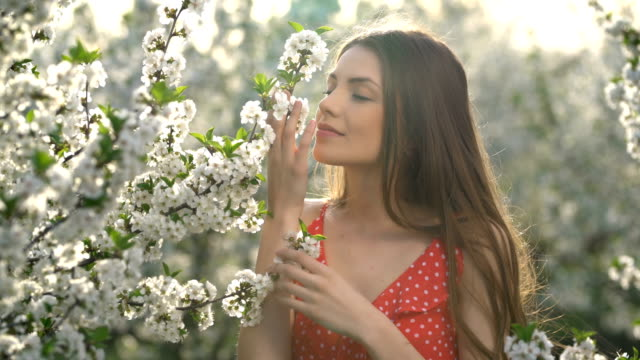 Among Fragrant Blooms video