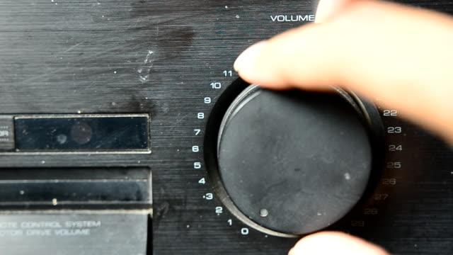 Amplifier button video