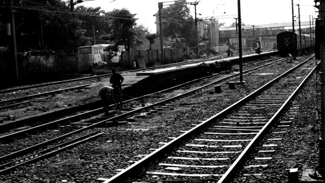 Amritsar Junction Railway Station, India Full HD : Amritsar junction railway station. Amritsar railway station is at an elevation of 233 metres (764 ft) and was assigned the code – ASR. With this, it has become the busiest railway station of the state in terms of passenger movement and train traffic. In the 2016 railway budget, the Government has aimed the beautification of the railway station as it is the main station of the holy city. The railway station is the first and only with Wi-Fi in the division and CCTV has been enabled recently. In the recent Railway budget, it has been mentioned that Amritsar Junction will be beautified due to its importance in various fields. intercity stock videos & royalty-free footage