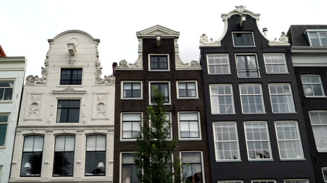Amsterdam Canal Homes video