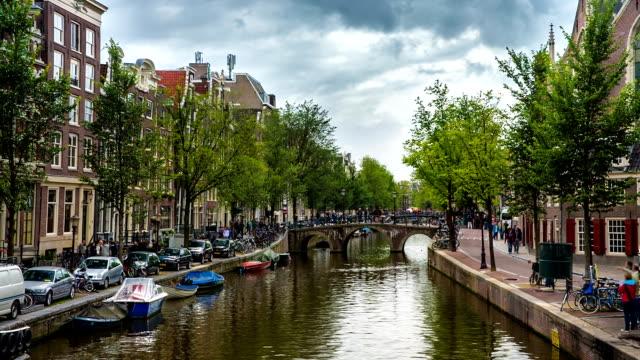 Amsterdam Kanal – Video