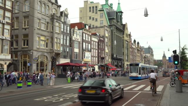Amsterdam Damrak video