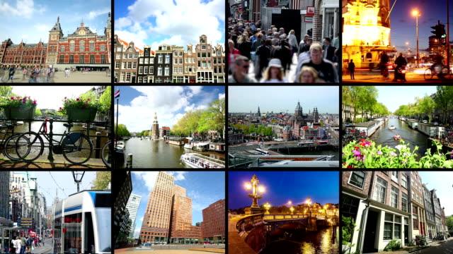 Amsterdam-Montage – Video