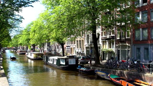 Amsterdam Postcard Intro video