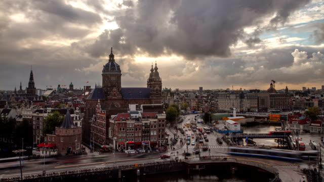 Amsterdam Zeitraffer – Video