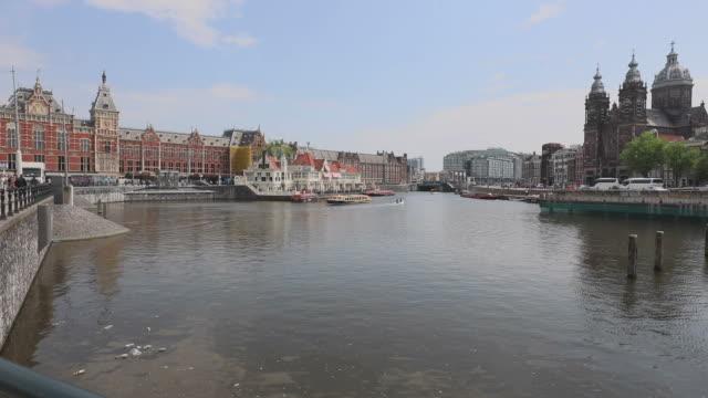 vidéos et rushes de amsterdam  - saint nicolas