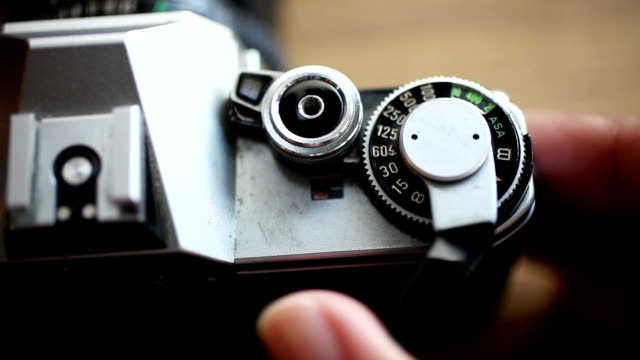 Analog camera video
