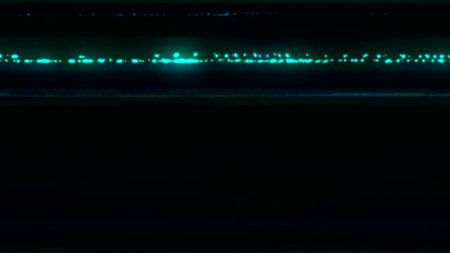 analog tv vhs noise glitches overlay - проблемы стоковые видео и кадры b-roll