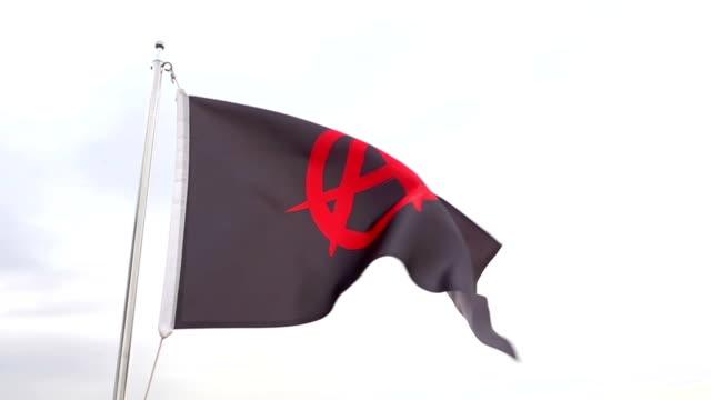 Anarchist Flag video