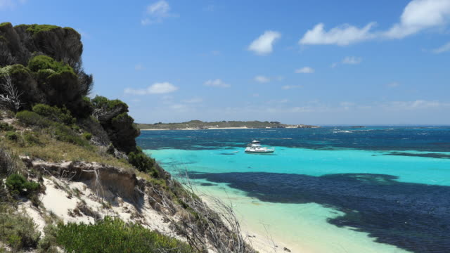 Anchoring in Rottnest Island video
