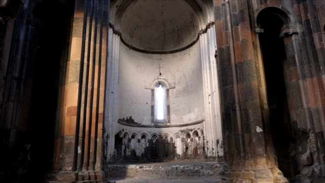 Ancient Armenian Cathedral video