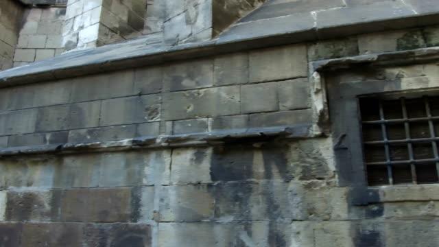 Ancient Barcelona, Gothic Quarter. video