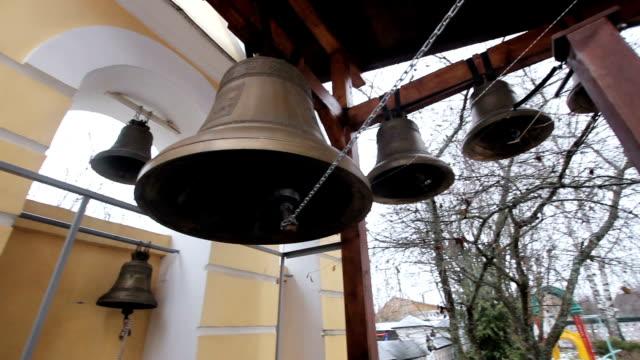 Ancient church bells video