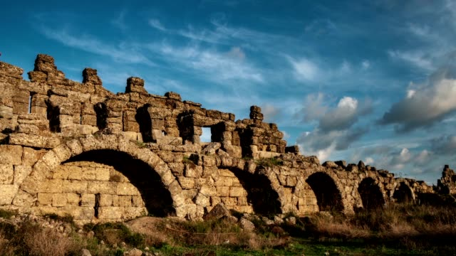 ancient city wall taymlaps video