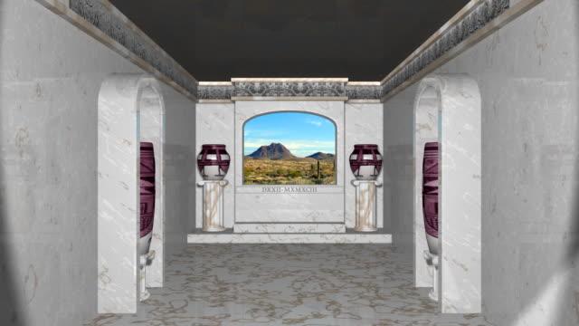Ancient Roman/Greek Building video