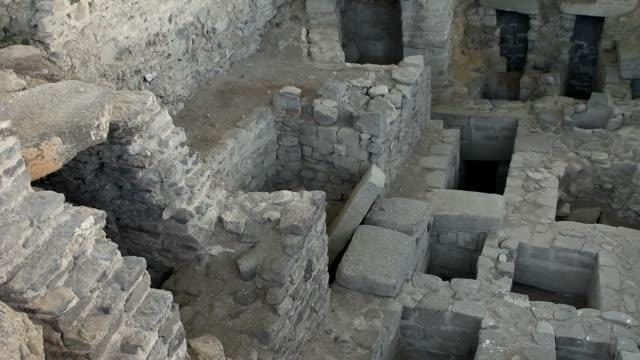 Ancient Wari ruins video