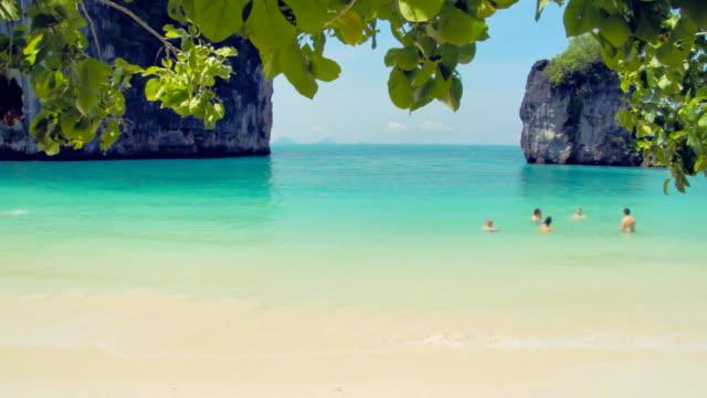 HDR Andaman Beach video