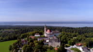 istock Andechs Monastery and Lake Ammersee in Bavaria 1273646414