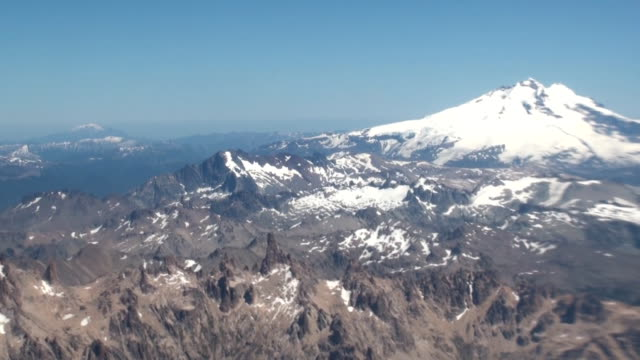 Andes Mountains - Patagonia, Argentina video
