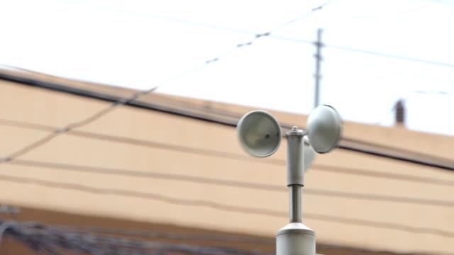 vindmätaren på väderstation. - barometer bildbanksvideor och videomaterial från bakom kulisserna