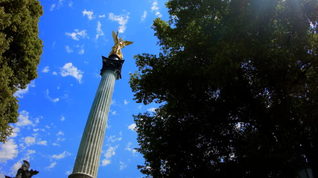 Angel of Peace Munich video