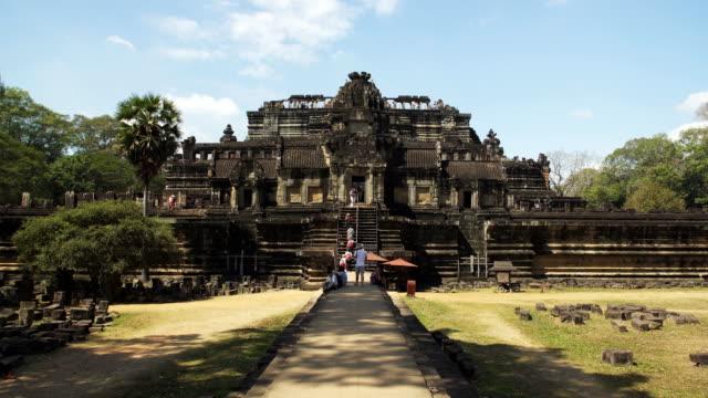 Angkor Wat Bayon Temple video