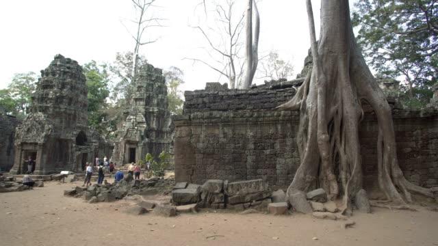 Angkor Wat - Ta prohm video