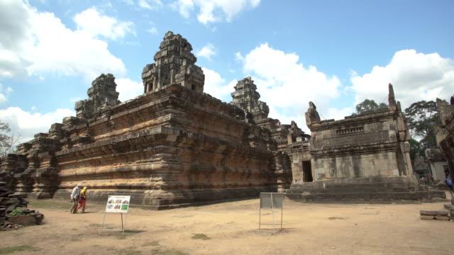 Angkor Wat temple video