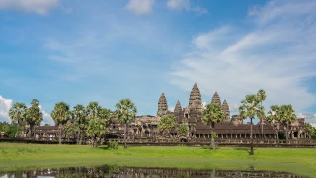 Angkor Wat -Time Lapse video