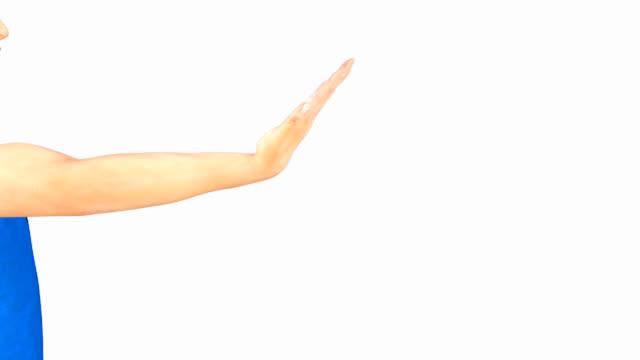 Angular Movement of Wrist Joint video