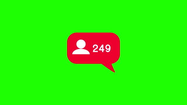 animierte - eine moderne zufallszahl wie ein weißes symbol auf rotem grund: ein 4k-green-screen-video. - emojis stock-videos und b-roll-filmmaterial